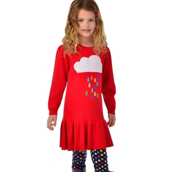 Oobi Cloud Knit Dress