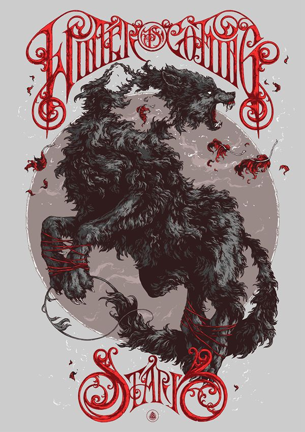 Get set for the return of Game of Thrones with these stunning illustrations: http://www.creativebloq.com/creativity/got-stunning-illustrations-31514335