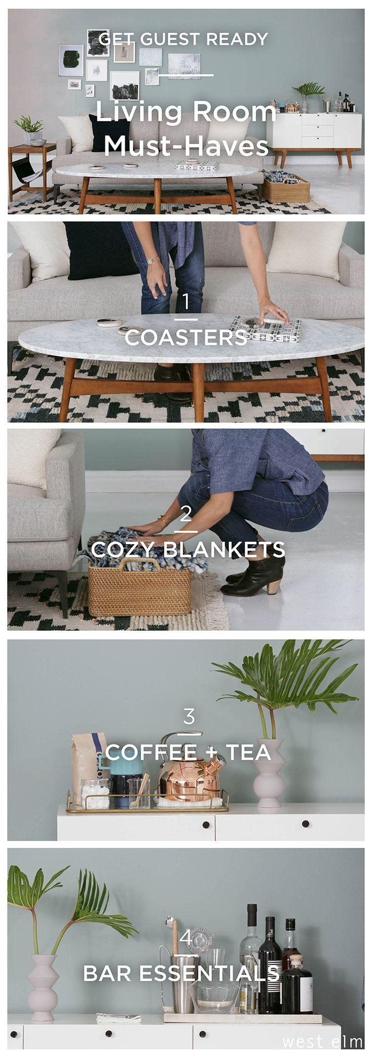 Best Living Images On Pinterest - Living room essentials