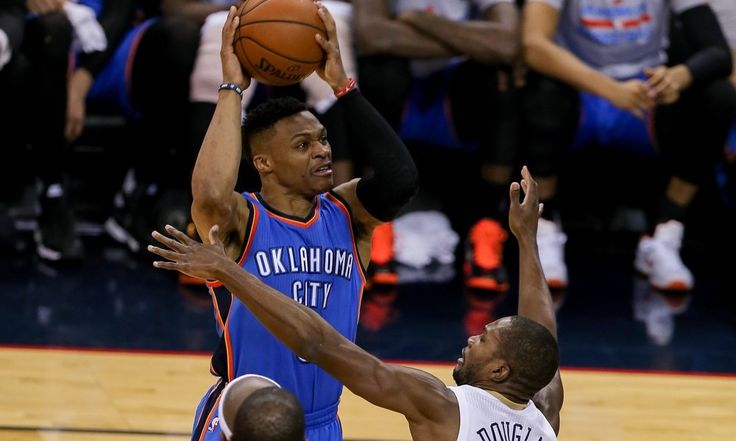 The Thunder don't have to move Russell Westbrook = Since Kevin Durant bolted for the Warriors, speculation about his former running mate in Oklahoma City has run rampant. GM Sam Presti is seeking a renegotiation and extension of Russell Westbrook's current contract, and.....