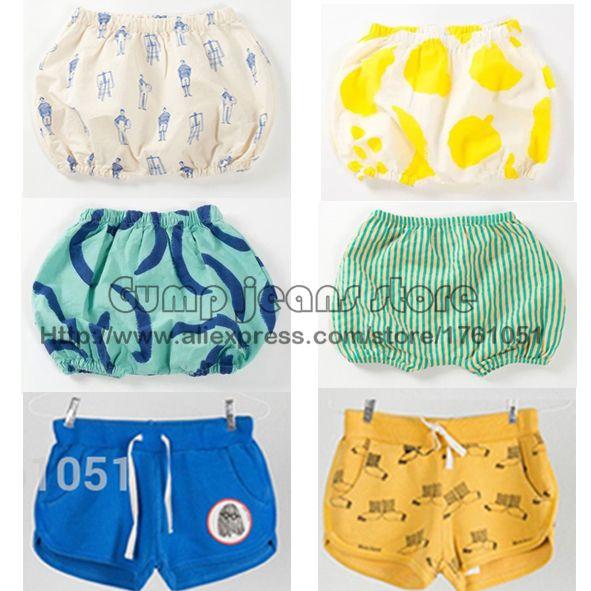 2015 enfants bobo choses shorts pour filles garçons famille correspondant tenues enfants fille enfant vetement d'été pantalon livraison gratuite dans Shorts de Mère et Enfants sur AliExpress.com | Alibaba Group