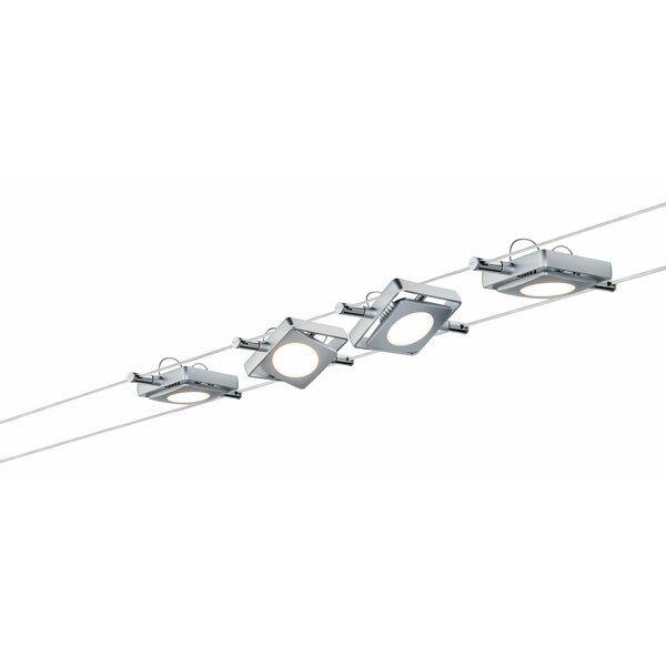 4 Light Track Kit Track Lighting Kits Track Lighting Symple Stuff