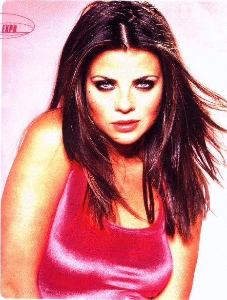 Yasmine bleeth in pantyhose