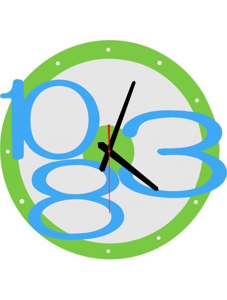 3D Fali óra Exkluzív, szín: világos zöld, kék fényes szám Cikkszám:  X00013-RAL6018-RAL5015 Feltétel:  Új termék  Termék elérhetőség:  In Stock  Eljött az idő a változásra! Díszítő karóra újraéleszteni bármilyen belső, jelölje ki a báj és a stílus a helyet. Az meleget a házba az új órát. Fali órák plexiből egy csodálatos díszítés a belső tér.