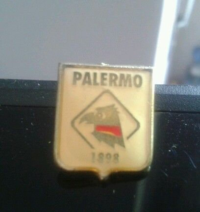 Spilla distintivo PALERMO calcio pin football badge