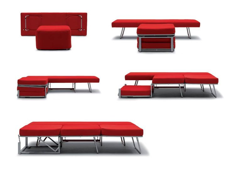 a collection of modern italian transformable furniture