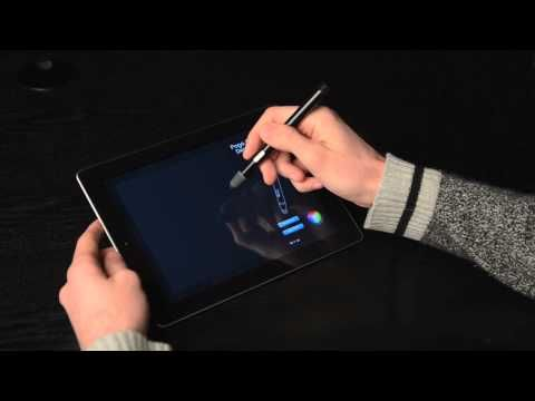 The First Pressure-Sensitive iPad Stylus Might Just Outperform Your Fingers