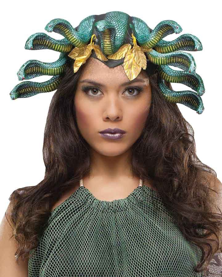 die besten 25 medusa headpiece ideen auf pinterest medusa kost m medusa kost m make up und. Black Bedroom Furniture Sets. Home Design Ideas