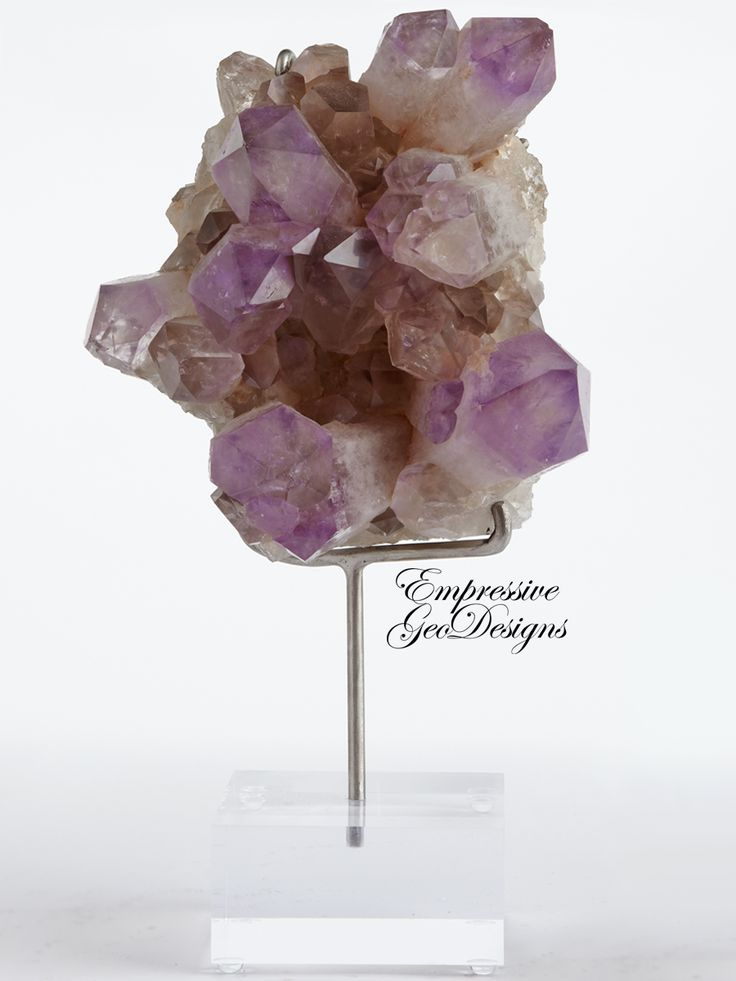 Mineral accessories :: Purple :: Geode Decor & Lamps, Mineral Accessories, Amethyst, Rocks, Quartz Crystals, Agate tables | Dallas TX | Empressive GeoDesigns