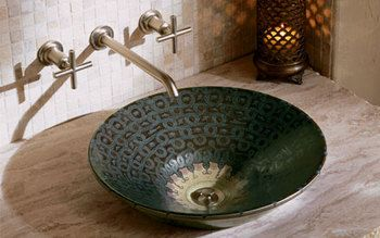 moroccan sink - Google Search
