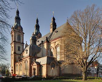 eglise Saint-Fridolin, Mulhouse, Alsace