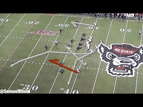 [OC] Film Room: Lamar Jackson QB Louisville Scouting Report | Yes he can play quarterback in the NFL   https://www.youtube.com/watch?v=WgQJr35PfDk  Submitted March 01 2018 at 06:30AM by thehbrwhammer via reddit http://ift.tt/2FbvjES