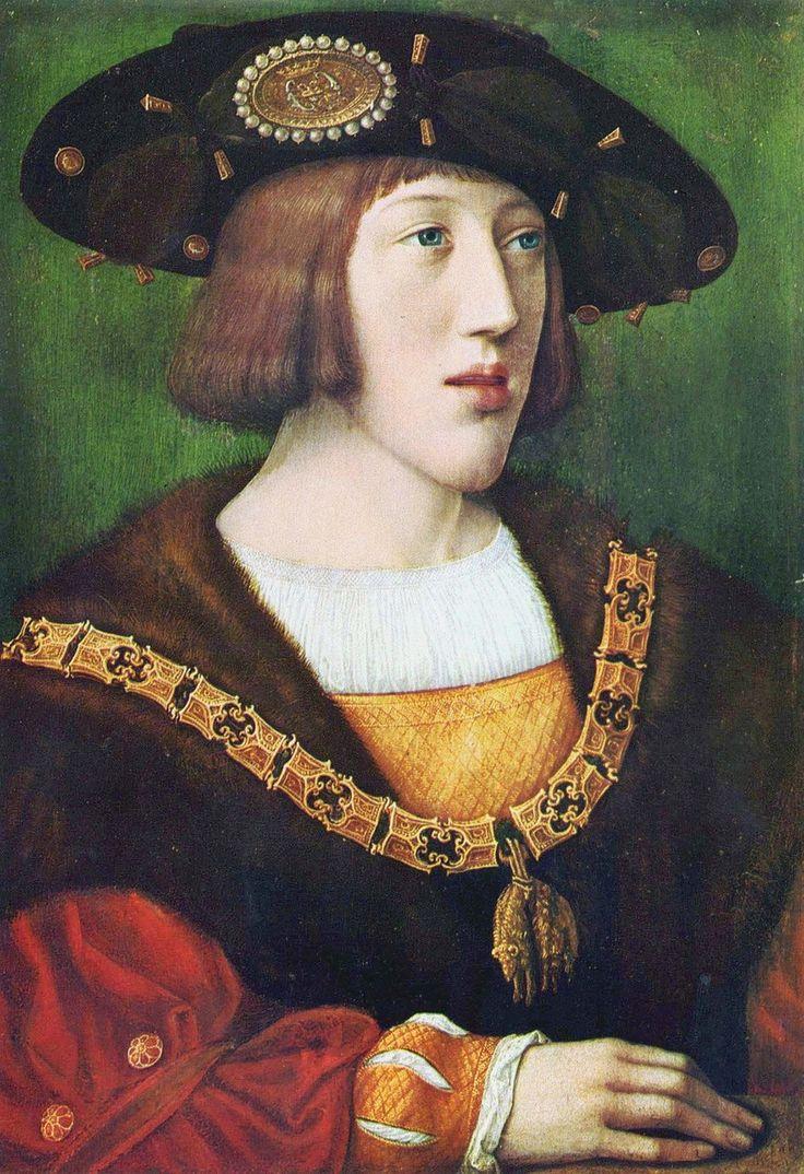 Портрет Карла V, императора Священной Римской империи