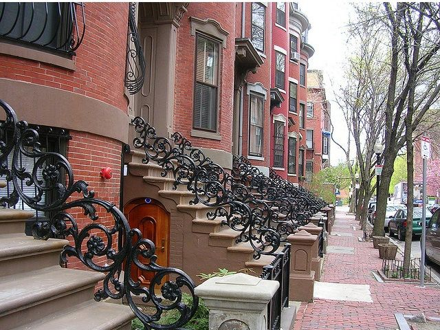 A Walking Tour in and Around Boston's South End #boston #bostontravel