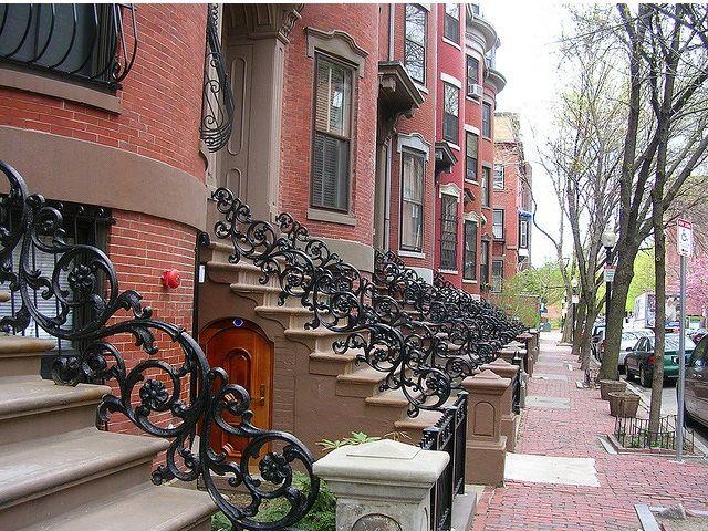 A Walking Tour in and Around Boston's South End  #boston #bostontravel