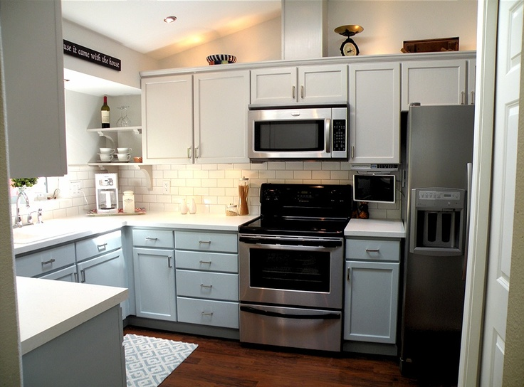 7 best 90s Tract Home Kitchen Remodel Drab to Fab in under 800