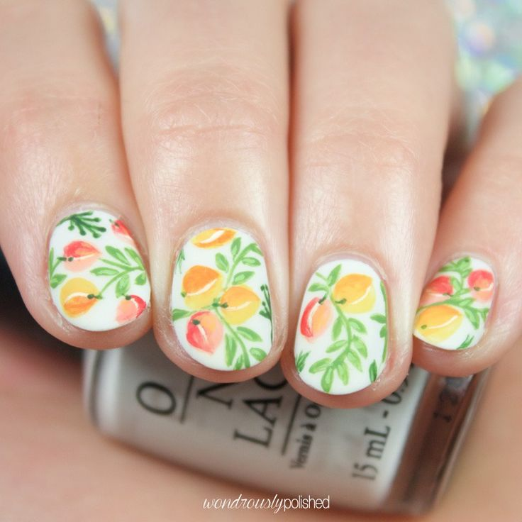 Guest Post: Wondrously Polished – Peaches for Peachy Polish | Peachy Polish | Bloglovin'