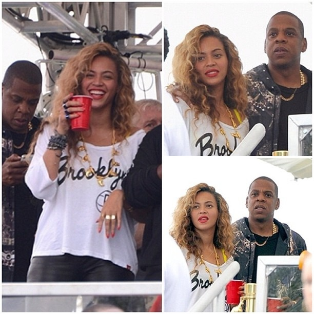 Beyonce Clothing Style - Brooklyn Nets by sportiqe