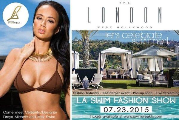LA Swim Week Fashion Show