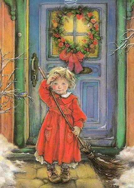 Christmas, lisa martin