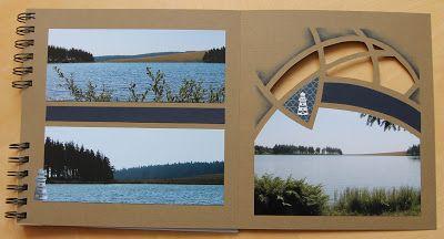 """Qui a dit """"scrapbooking"""" : Lac de Servière"""