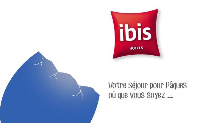 Profitez des vacances de Pâques pour séjourner à l'hôtel Ibis Quimper ! http://www.hotel-ibis-quimper.com/