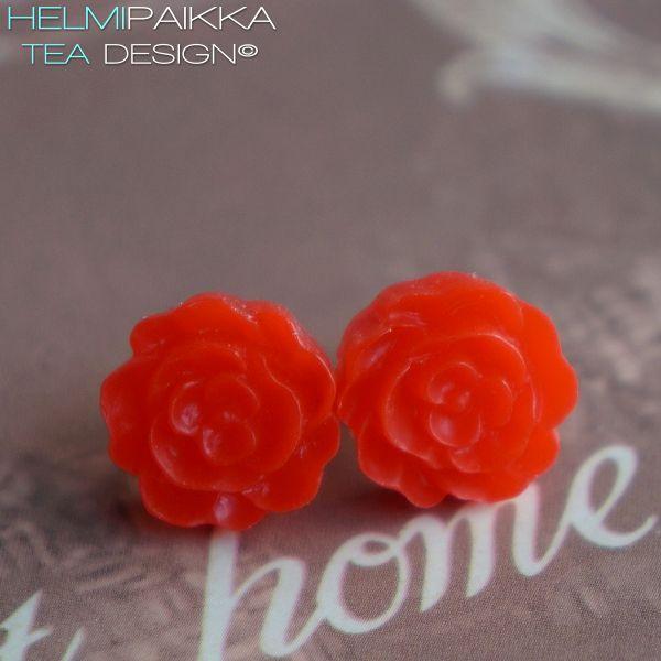 Punaiset kukkanapit