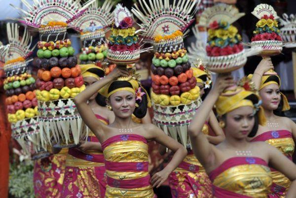Jokowi buka Pesta Kesenian Bali