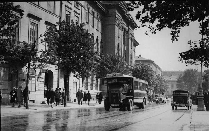 Oldschool bus