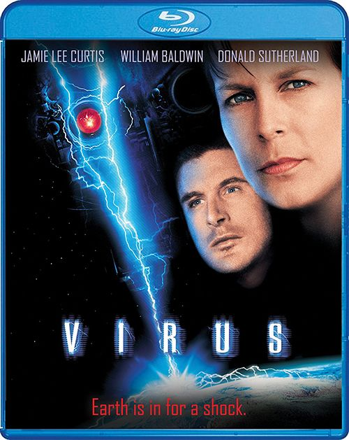 Jamie Lee Curtis faces a new, unstoppable terror in this sci-fi thriller from the producer of Aliens, Terminator 2, and Tremors.  Jamie Lee Curtis (Halloween, Scream Queens) plays the navigator of a tugboat crew which loses its cargo during a hurricane. In the calm eye of the storm, they come across a Russian research ship floating dead in the water. Boarding the vessel, they initially believe it to be deserted… but they soon realize they're not alone. First, they discover a terrified su...