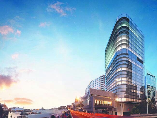 The future Four Points by Sheraton Sydney.