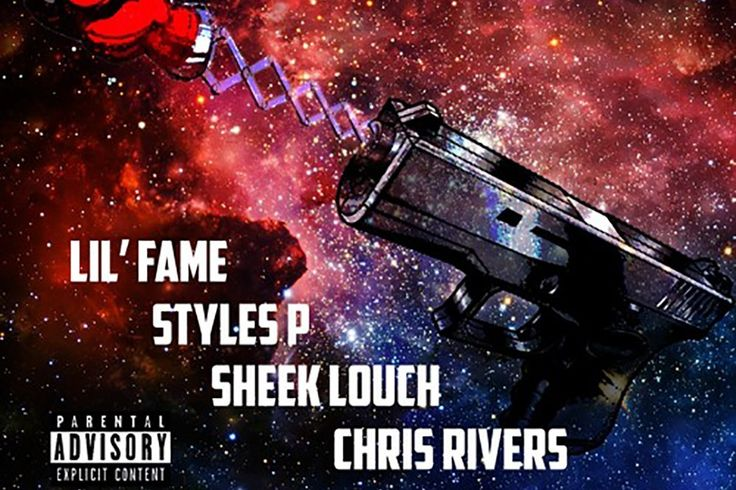 """#B2HH Listen to @OnlyChrisRivers New Gem""""Fair One"""" feat. Lil' Fame, Sheek Louch, Styles P off New Delorean Project  https://bound2hiphop.com/singles/chris-rivers-fair-one-feat-lil-fame-sheek-louch-styles-p/"""