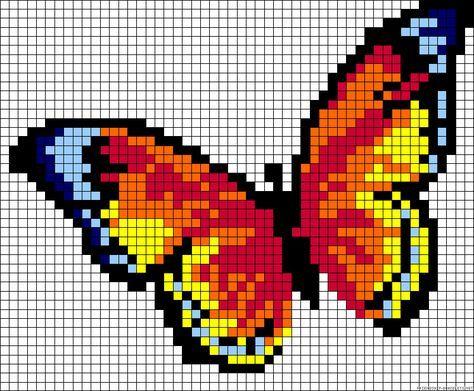 Mariposa arcoiris