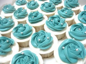 * Lissa n Rayyan ~ My Little Cupcakes * MA0150807-H: My Sweet Turquoise Cupcakes