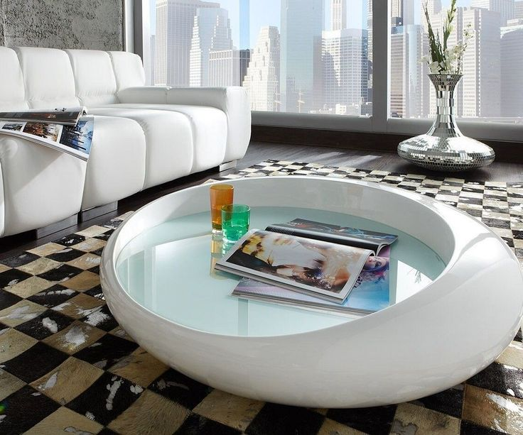 17 Best images about DELIFE  Deluxe Tables on Pinterest  -> Couchtisch Rund Eisen