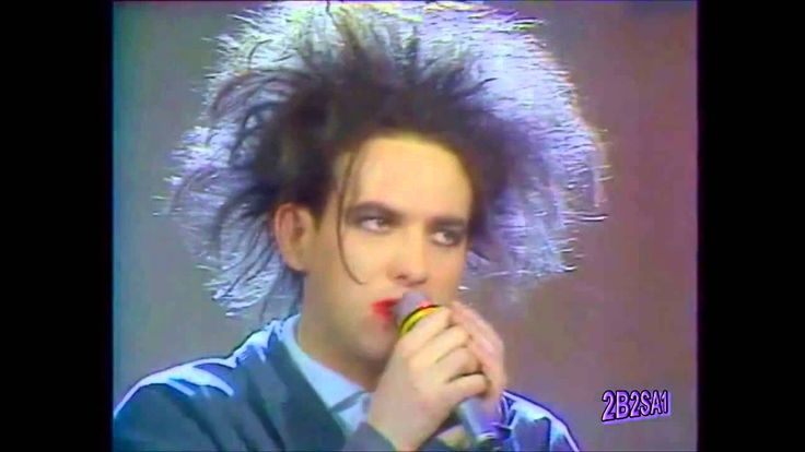 The Cure - Close To Me [Champs Elysees; April 12, 1986]