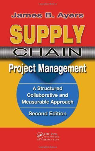 I'm selling Supply Chain Project Management. Second Edition (Resource Management) by James B. Ayers - $30.00 #onselz
