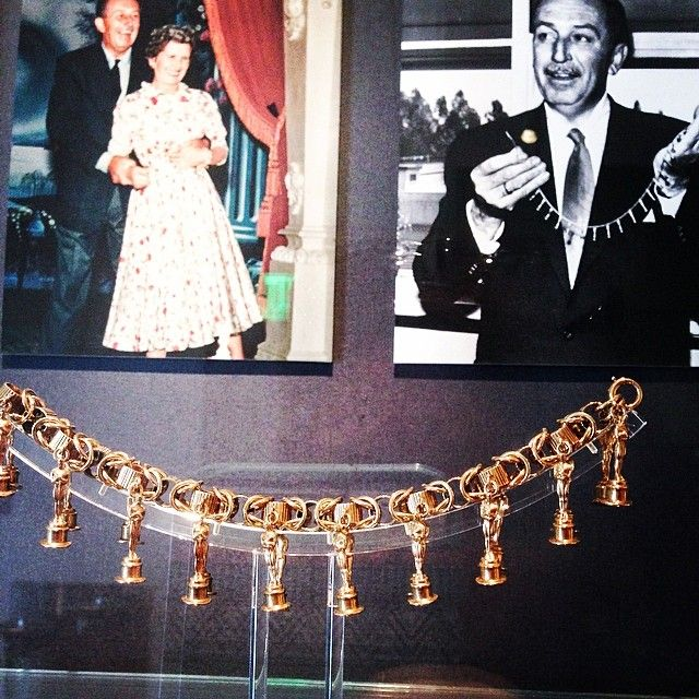 Pin for Later: 11 Fascinating Facts About Walt Disney Walt gave his wife a truly one-of-a-kind charm bracelet.