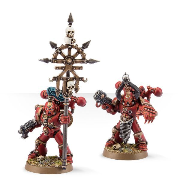 Warhammer 40k Chaos Space Marines: 190 Best Images About M41 On Pinterest