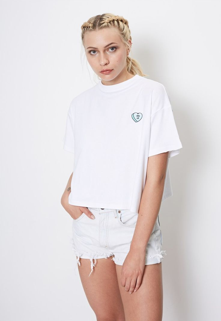 As If t-shirt | Bundy & Webster | ASOS Marketplace