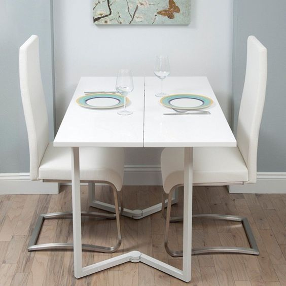 25 best ideas about mesas plegables comedor en pinterest for Diseno de mesas plegables