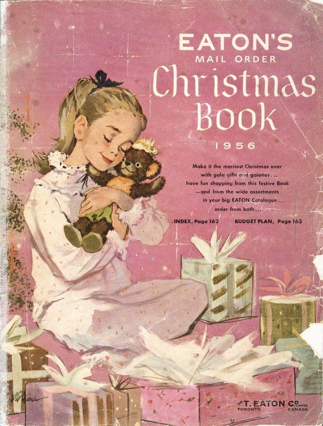 Vintage Eaton's Catalogue cover