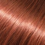 "18"" Kera-Link Straight # 5R (Caramel Red) Donna Bella Hair Extensions"