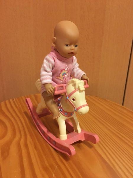 Mini Baby Born Bespielt Baby Born Spielzeug