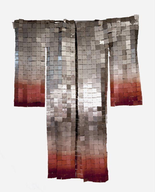 CINNAMON ROLL WAFFLES...THX YO.: Silver Kimonos, Sundaram Tagore, Tagore Galleries, Bulletproof Kimonos, Miya Ando, Sterling Silver Rings, Furisod Kimonos, Art Pieces, Stainless Steel