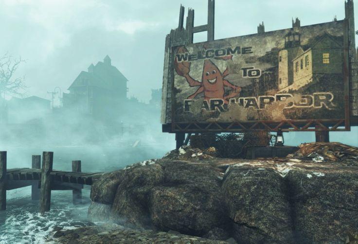 Zwiastun Far Harbor - największego dodatku do Fallout 4