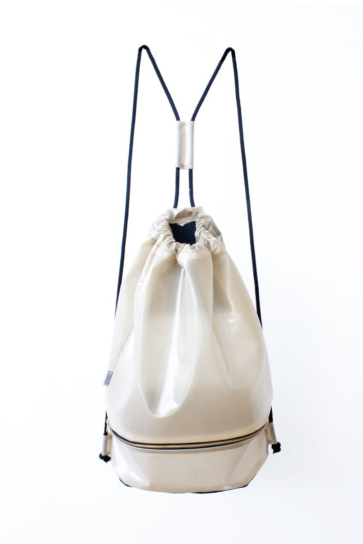 Waterproof Gym Nude Backpack by BORBA  #backpack #gym #gymbag #nude