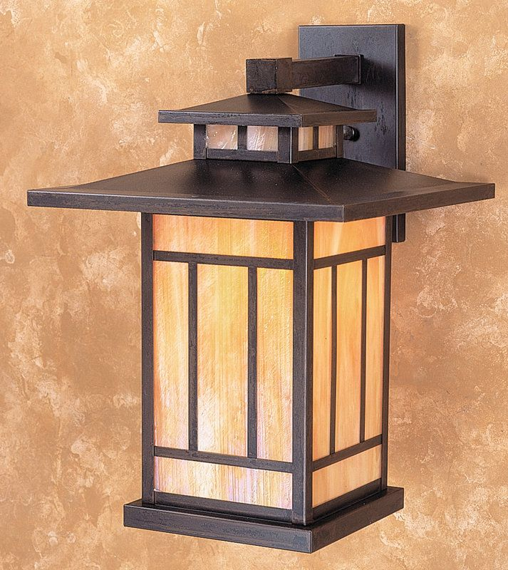 arroyo craftsman kb12 medium wall light wall sconces