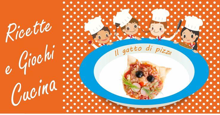 Perché fare il gioco della cucina. Il gioco della cucina è uno svago molto utile e istruttivo per i bambini dai due anni in su. Gatto di pizza