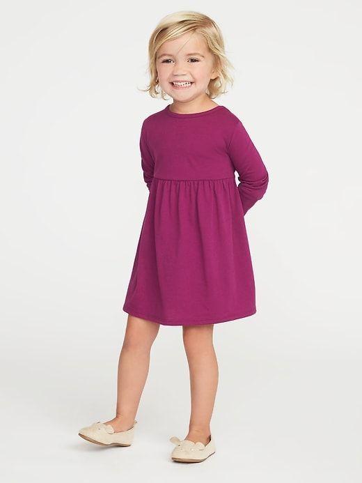 e07c382dea649 Jersey Fit & Flare Dress for Toddler Girls | DRESSES FOR GIRLS ...